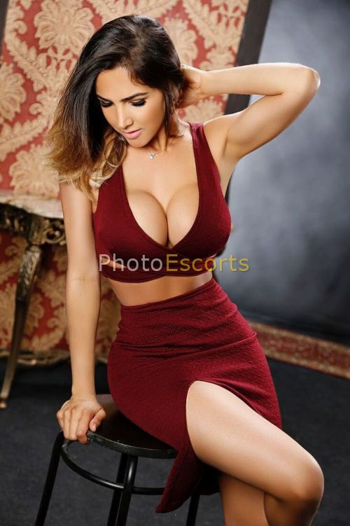 Edna 642825258 - Escort en Madrid
