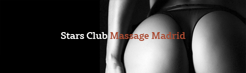 Stars Club Massage Madrid